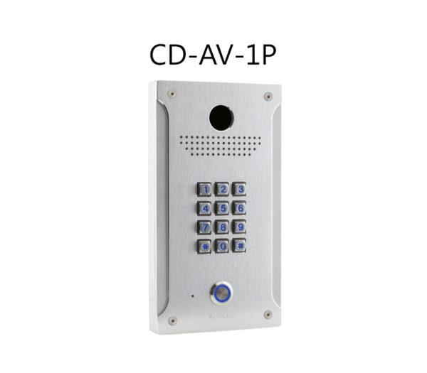 CD AV 1P