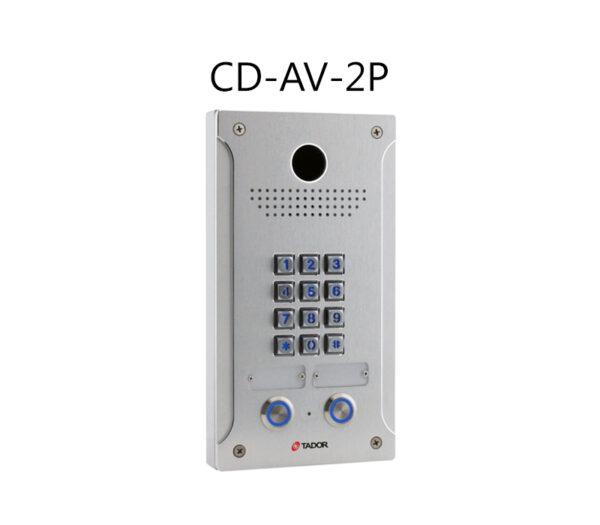 CD AV 2P