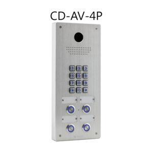 CD AV 4P